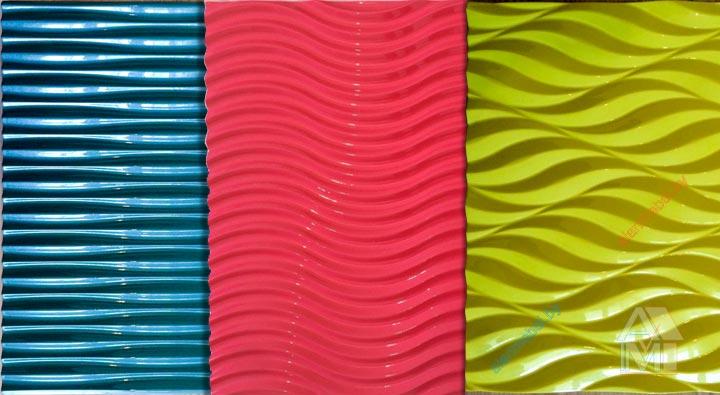 Мебельные фасады из пластика